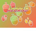 Acorns Custom Shapes by: trina-chan