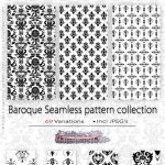 Baroque Collection by: Peter Plastic
