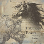 Fabulous Beasts Brushes by: Hogret