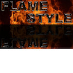 Flames Photoshop Style
