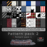 Photoshop Pattern Pack 2