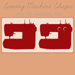 Sewing Machine Shapes by: GeneveveX