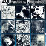 Grunge Brushes by: Kikariz