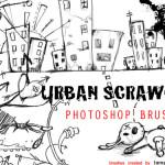 Urban Scrawl Brushes by: Tamsinbaker