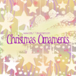 Christmas Ornaments Brushes by: Coby 17