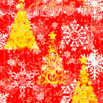 Christmas Tree Brushes by: Coby17