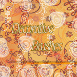 Decorative II Brushes by: Coby17