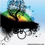 Rainbow Vector by: Designious