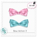 Bow Action 3 by: Delicious Scraps