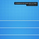 20 Seamless Grid Patterns by: Premium Pixels