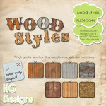 Wood Styles by: HG Designs