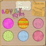 Lovely Styles by: HG Designs
