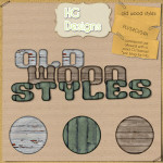Old Wood Styles by: HG Designs