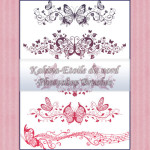 Ornamental Brushes Set 1 by: Etoile-du-nord