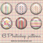 Cute Patterns by: Etoile-du-nord
