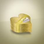 Golden Heart-Shaped Box by: Shimpa