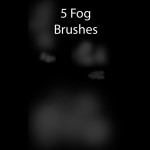 5 Fog Brushes by: taffy2002