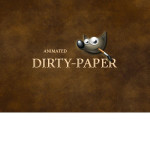 Gimp Dirty Paper Texture Brush