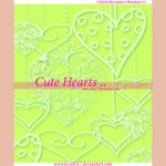 Cute Heart Brushes by: Coby17