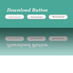Free PSD Download Button Style