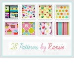 Cute Photoshop Patterns by: ransie3