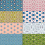 16 Abstract Cute Photoshop Patterns