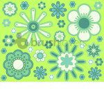 Gorgeous Cute Flowers Free Brushes