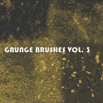 Grunge Brushes 3 by: Webdesignerlab