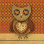 Lil' Hootie Owl PSD Template