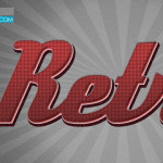 Free Retro Text Effects Styles