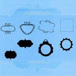 Doodle Frames Custom Shapes