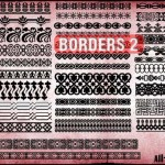 Beautiful Vector Borders
