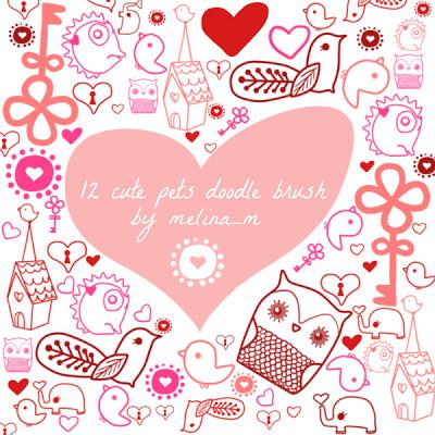 cute_doodle_brushes_owls_birds_photoshop