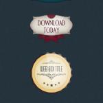 Free Vintage Badges 2