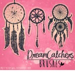 Dream Catchers Brushes