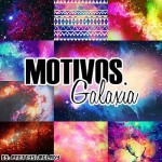 Hipster Galaxy Photoshop Patterns