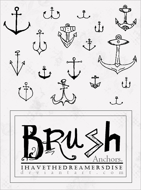 mini_anchors___brush_by_ihavethedreamersdise-d65vsuh