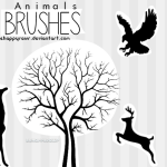 Animals Brushes