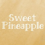 Hand Drawn Font – Sweet Pineapple