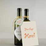 Wine Bottle & Display MockUp