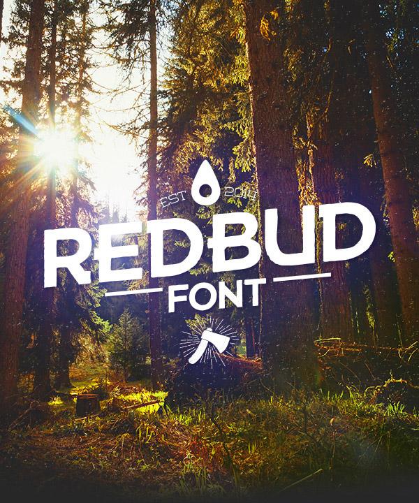 free_font_redbud