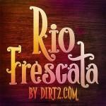 Free Font – Rio Frescata