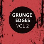 Grunge Edges – Photoshop Brush Set Vol 2 by Creative Nerds