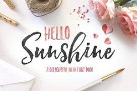 hello-sunshine-hand-drawn-brush-script-font-272x182