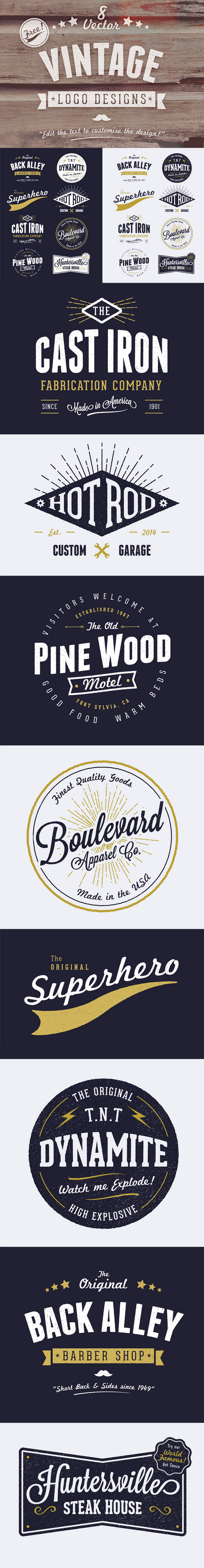 vintage-logo-designs