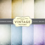 Vintage Paper Textures by Ornaments of Grace