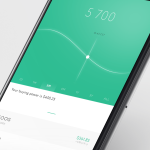 Flat App Mockup