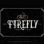 Firefly Distressed Typeface
