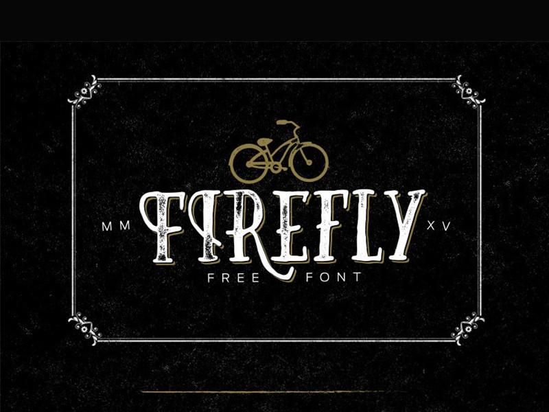 firefly_typeface