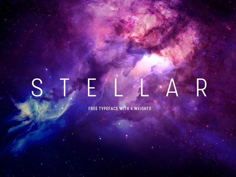 stellar_typeface